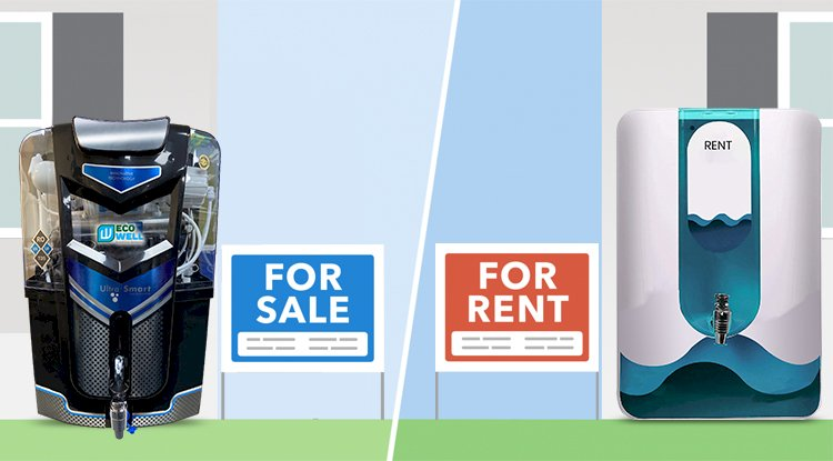 Benefits Of Owning A Water Purifier Rather Than Renting