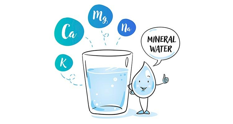 Importance of Minerals in your Drinking Water
