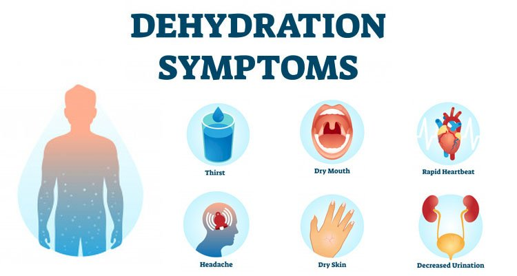 What Happens To Your Body When You Get Dehydrated