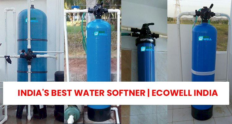 India's Best Water Softener | Ecowell India